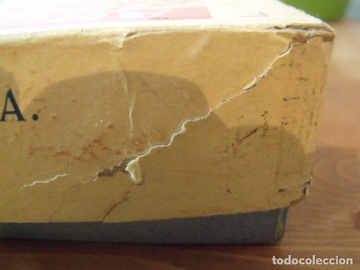 Juguetes antiguos Exin: ARQUITECTURA EXIN EN BLOQUES DE MATERIAL PLASTICO AÑOS 50-60 COMPLEMENTO Nº 1 - Foto 8 - 253470530