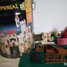 Juguetes antiguos Exin: IMPRESIONANTE EXIN CASTILLOS IMPERIAL. VER FOTOS. Lote 253871395