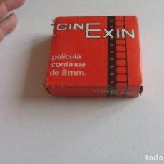 Juguetes antiguos Exin: PELICULAS CINE EXIN DONALD Y EL OSO FEROZ, GOOFY Y EL CARTEL EMBRUJADO, REF D/102 SDX03. Lote 253883675