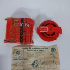 Juguetes antiguos Exin: LOTE PELÍCULAS SUPER 8 CINEXIN. Lote 254317515