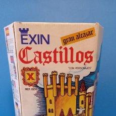 Juguetes antiguos Exin: EXIN CASTILLOS X GRAN ALCAZAR. Lote 254603200