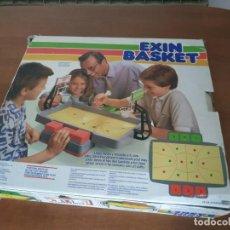 Juguetes antiguos Exin: EXIN BASKET (COMPLETO). Lote 254967870