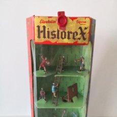 Juguetes antiguos Exin: HISTOREX ELASTOLIN DE EXIN CASTILLOS, NORMANDOS REF. 0231 .. Lote 261999420