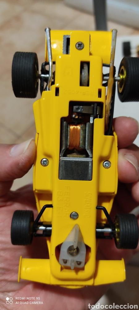 Juguetes antiguos Exin: Ferrari B3 Exin slot, Scalextric,ninco - Foto 4 - 262244410