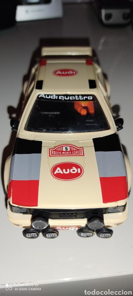 Juguetes antiguos Exin: Audi Quattro Exin slot, Scalextric,ninco - Foto 3 - 262246835