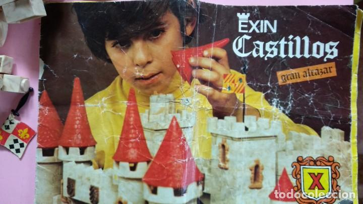 EXIN CASTILLOS GRAN ALCÁZAR X (Juguetes - Marcas Clásicas - Exin)