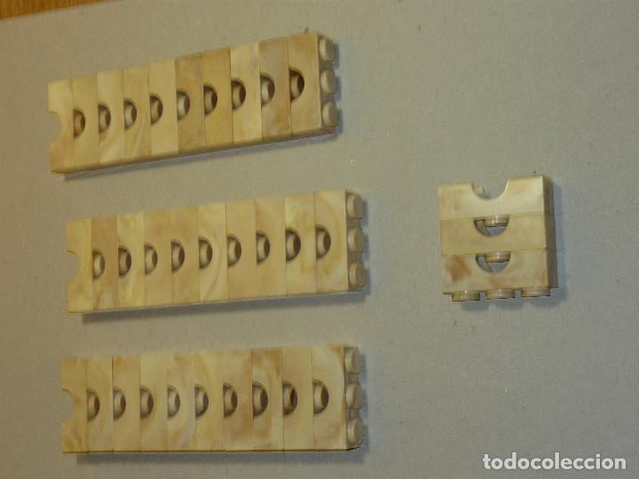 Juguetes antiguos Exin: 33 PUENTES DE 3 PUNTOS EXIN LINES - Foto 2 - 263055150