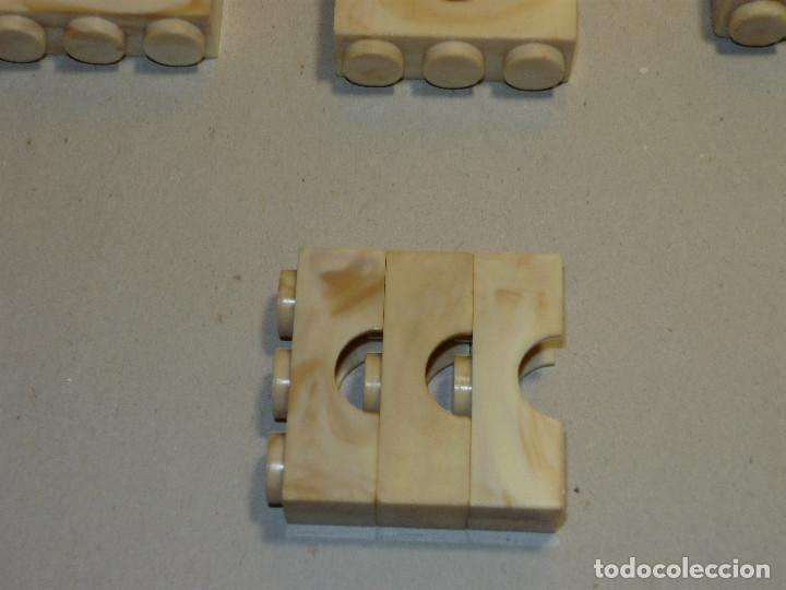 Juguetes antiguos Exin: 33 PUENTES DE 3 PUNTOS EXIN LINES - Foto 4 - 263055150
