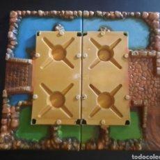 Juguetes antiguos Exin: BASE DE EXIN CASTILLOS.. Lote 266514193