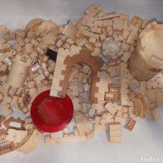 Brinquedos antigos Exin: LOTE 337 PIEZAS CEFA CASTILLOS ESPAÑA SIMILAR A EXIN. Lote 267055704