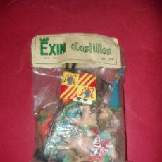 Jouets anciens Exin: BOLSA EXIN CASTILLOS. Lote 267442859
