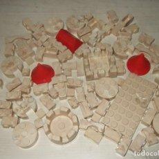 Juguetes antiguos Exin: LOTE DE PIEZAS DE EXIN CASTILLOS.. Lote 268453789