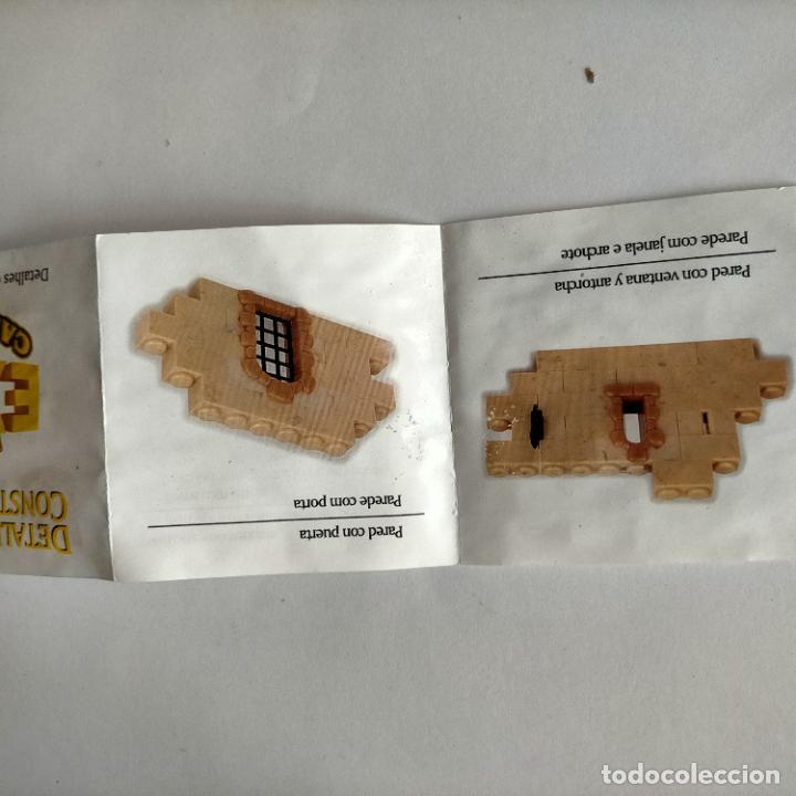 Juguetes antiguos Exin: exin castillos desplegable de instrucciones - Foto 13 - 269274873
