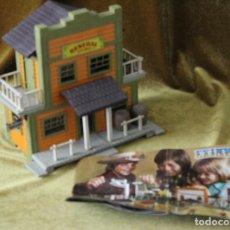 Brinquedos antigos Exin: EXIN WEST, GENERAL STORE, CON HOJA DE INSTRUCCIONES. Lote 269275213