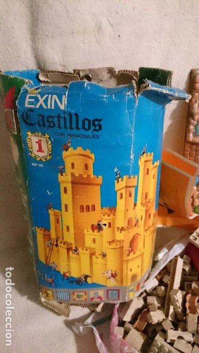 EXIN CASTILLOS (Juguetes - Marcas Clásicas - Exin)