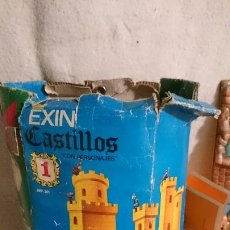 Brinquedos antigos Exin: EXIN CASTILLOS. Lote 269334878