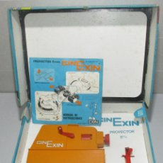 Juguetes antiguos Exin: PROYECTOR 8 MM CINEXIN CINE EXIN CON CAJA. Lote 269714748