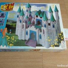 Brinquedos antigos Exin: EXIN CASTILLOS, POPULAR DE JUGUETES, CASTILLO DE LAS HADAS, PUEDEN FALTAR PIEZAS. Lote 271848058