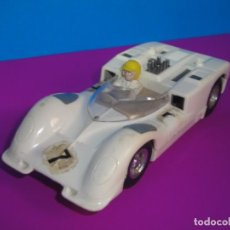 Juguetes antiguos Exin: CHAPARRAL SCALEXTRIC EXIN. Lote 272469248