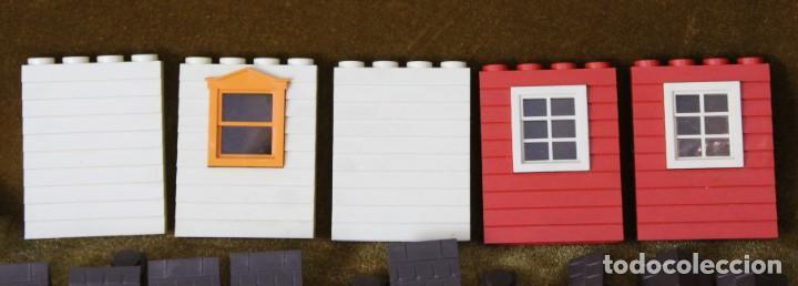 Juguetes antiguos Exin: 120 piezas de Exin West, para montaje, ver descripción - Foto 2 - 273138808