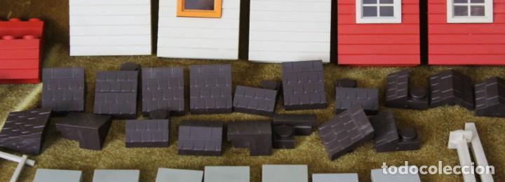 Juguetes antiguos Exin: 120 piezas de Exin West, para montaje, ver descripción - Foto 4 - 273138808