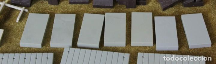 Juguetes antiguos Exin: 120 piezas de Exin West, para montaje, ver descripción - Foto 5 - 273138808