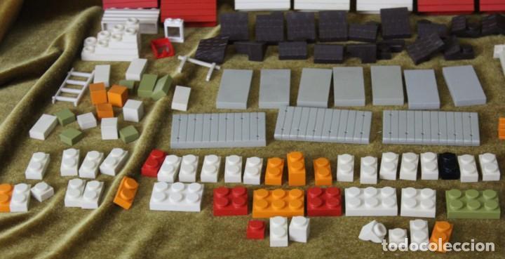 Juguetes antiguos Exin: 120 piezas de Exin West, para montaje, ver descripción - Foto 9 - 273138808