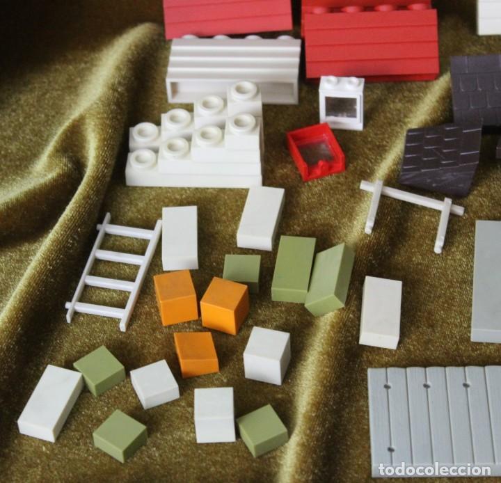 Juguetes antiguos Exin: 120 piezas de Exin West, para montaje, ver descripción - Foto 10 - 273138808