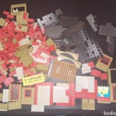 Juguetes antiguos Exin: PIEZAS DE EXIN WEST,CAVALRY.. Lote 274003438