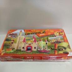 Juguetes antiguos Exin: EXIN CASTILLOS SHREK 2.. Lote 275334063