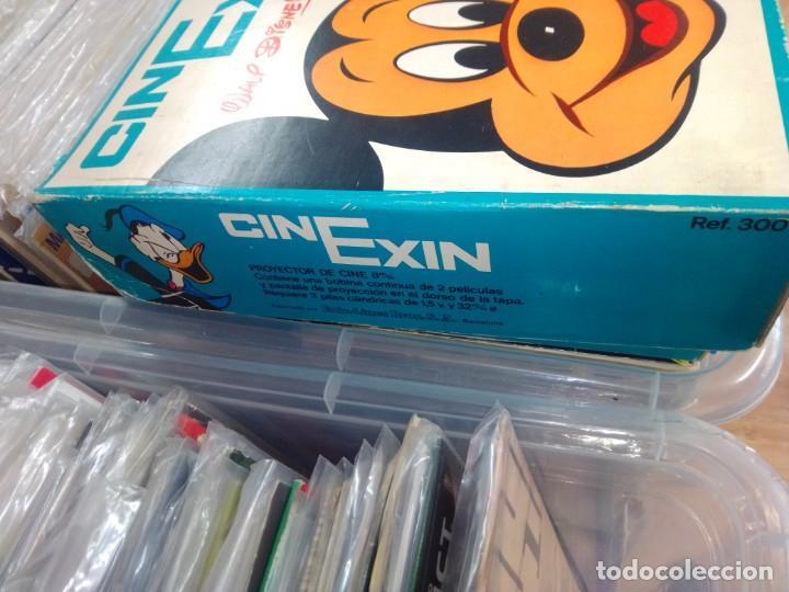 Juguetes antiguos Exin: CINEXIN AÑOS 70- COMPLETO-- NO PROBADO -- COMO SE VE EN FOTOS -- CON CAJA - Foto 2 - 275752953
