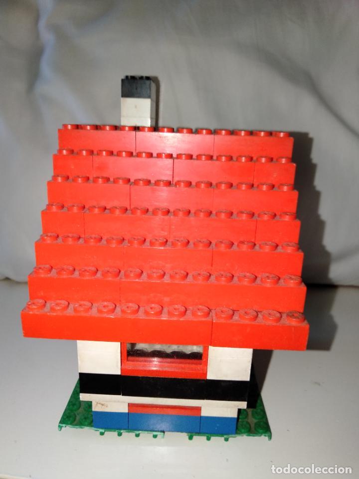 Juguetes antiguos Exin: Casa tente exin - Foto 2 - 278572803