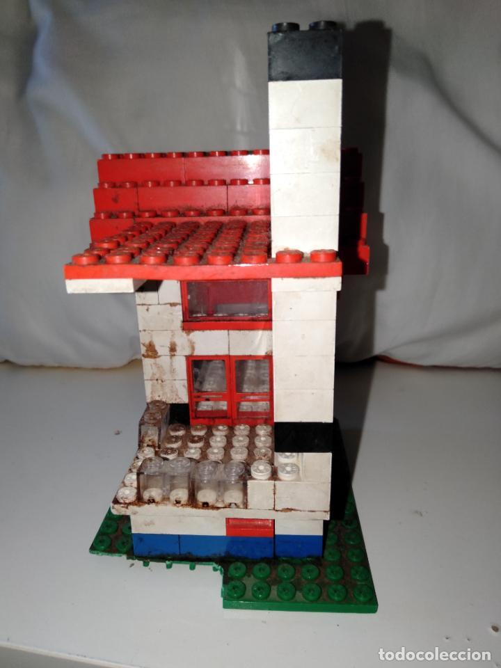 Juguetes antiguos Exin: Casa tente exin - Foto 3 - 278572803