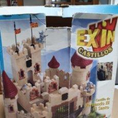 Juguetes antiguos Exin: CASTILLO FERNANDO III EL SANTO. EXIN CASTILLOS. POPULAR DE JUGUETES.. Lote 279328508