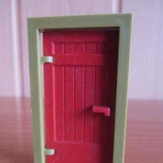Brinquedos antigos Exin: EXIN WEST AÑOS 70 : PUERTA ( EXIN CASTILLOS ). Lote 279466418