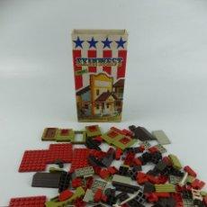 Brinquedos antigos Exin: EXIN WEST BANK REFERENCIA 2031. Lote 285259473