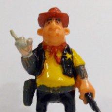 Juguetes antiguos Exin: AYUDANTE DE SHERIFF EXIN WEST. Lote 286892968