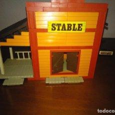 Brinquedos antigos Exin: EXIN WEST ESTABLO. Lote 287591988