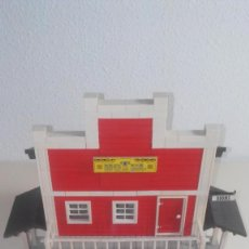 Brinquedos antigos Exin: EXIN WEST HOTEL CON PERSONAJES. Lote 287593393