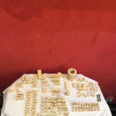 Juguetes antiguos Exin: LOTE PIEZAS EXIN CASTILLOS . VER FOTOS. Lote 288444238