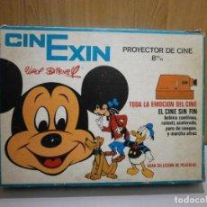 Juguetes antiguos Exin: CINEXIN EN CAJA FUNCIONANDO. Lote 288511443