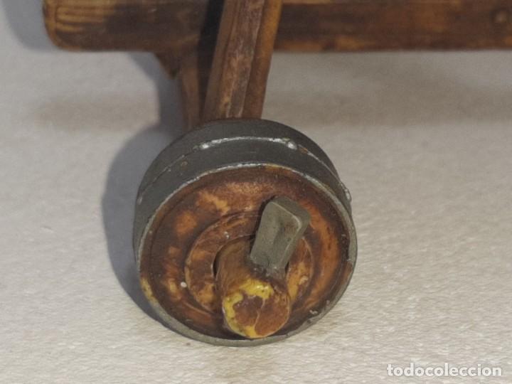 Juguetes antiguos Exin: ELASTOLIN : ANTIGUA CATAPULTA - HISTOREX - EXIN CASTILLOS MADE IN GERMANY AÑOS 70 - Foto 4 - 288604108