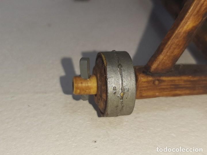 Juguetes antiguos Exin: ELASTOLIN : ANTIGUA CATAPULTA - HISTOREX - EXIN CASTILLOS MADE IN GERMANY AÑOS 70 - Foto 12 - 288604108
