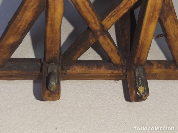 Juguetes antiguos Exin: ELASTOLIN : ANTIGUA CATAPULTA - HISTOREX - EXIN CASTILLOS MADE IN GERMANY AÑOS 70 - Foto 13 - 288604108