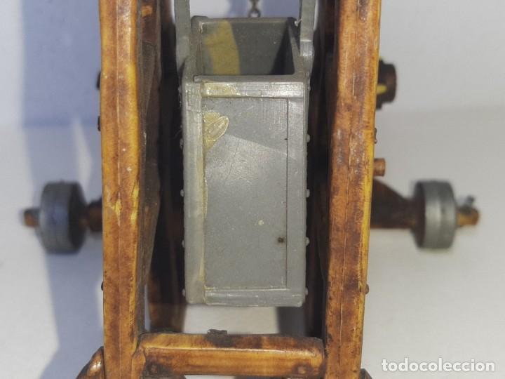 Juguetes antiguos Exin: ELASTOLIN : ANTIGUA CATAPULTA - HISTOREX - EXIN CASTILLOS MADE IN GERMANY AÑOS 70 - Foto 15 - 288604108