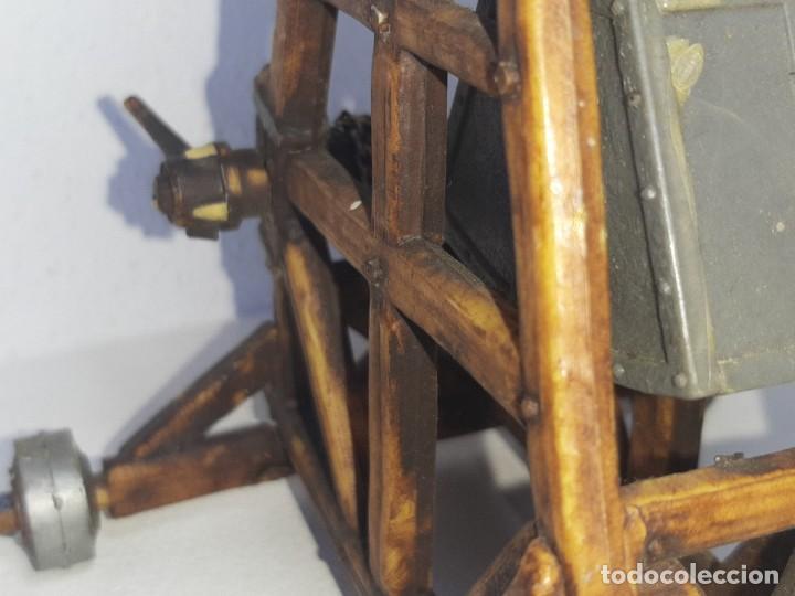 Juguetes antiguos Exin: ELASTOLIN : ANTIGUA CATAPULTA - HISTOREX - EXIN CASTILLOS MADE IN GERMANY AÑOS 70 - Foto 16 - 288604108