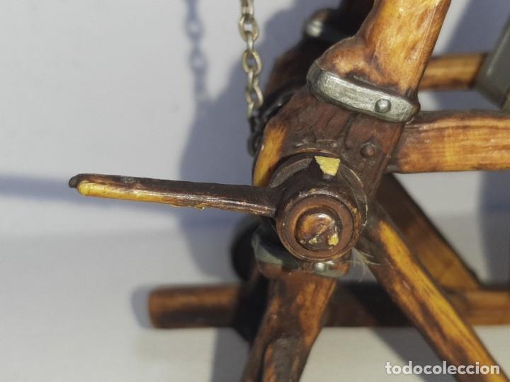 Juguetes antiguos Exin: ELASTOLIN : ANTIGUA CATAPULTA - HISTOREX - EXIN CASTILLOS MADE IN GERMANY AÑOS 70 - Foto 19 - 288604108