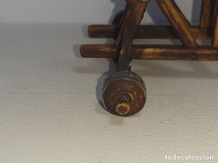 Juguetes antiguos Exin: ELASTOLIN : ANTIGUA CATAPULTA - HISTOREX - EXIN CASTILLOS MADE IN GERMANY AÑOS 70 - Foto 21 - 288604108