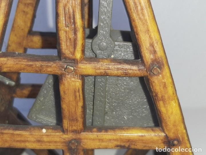 Juguetes antiguos Exin: ELASTOLIN : ANTIGUA CATAPULTA - HISTOREX - EXIN CASTILLOS MADE IN GERMANY AÑOS 70 - Foto 24 - 288604108