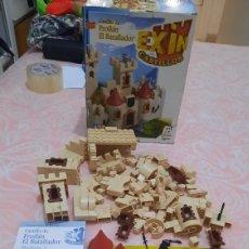 Juguetes antiguos Exin: CASTILLO FROILAN EL BATALLADOR-EXIN CASTILLOS-PPJ.. Lote 297371893